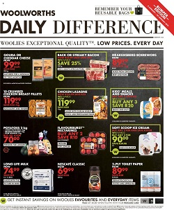 woolworths specials 4 january 2021