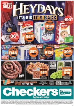checkers specials heydays promotion 8 february 2021