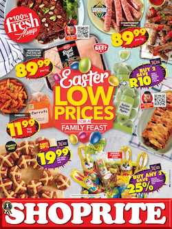 shoprite specials easter family feast 22 mar 5 apr 2021