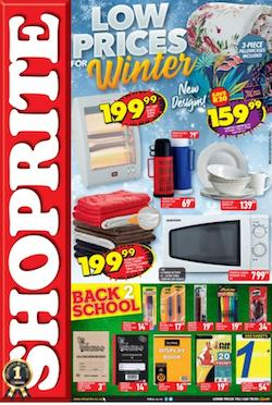 shoprite specials low prices for winter 19 apr 9 may 2021