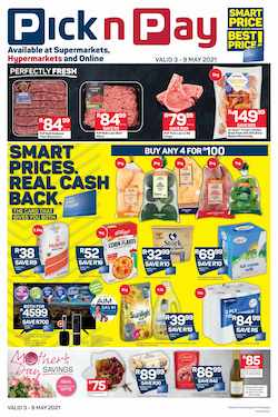pick n pay specials 3 - 9 2021