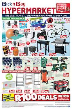 pick n pay specials hypermarket 10 - 23 may 2021