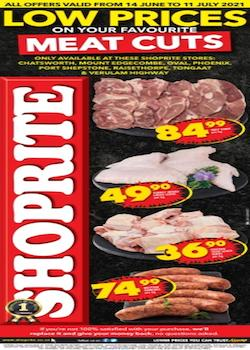 shoprite specials low prices on meat cuts 14 jun 11 jul 2021