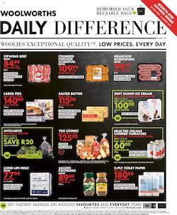 woolworths specials 26 jul 8 aug 2021
