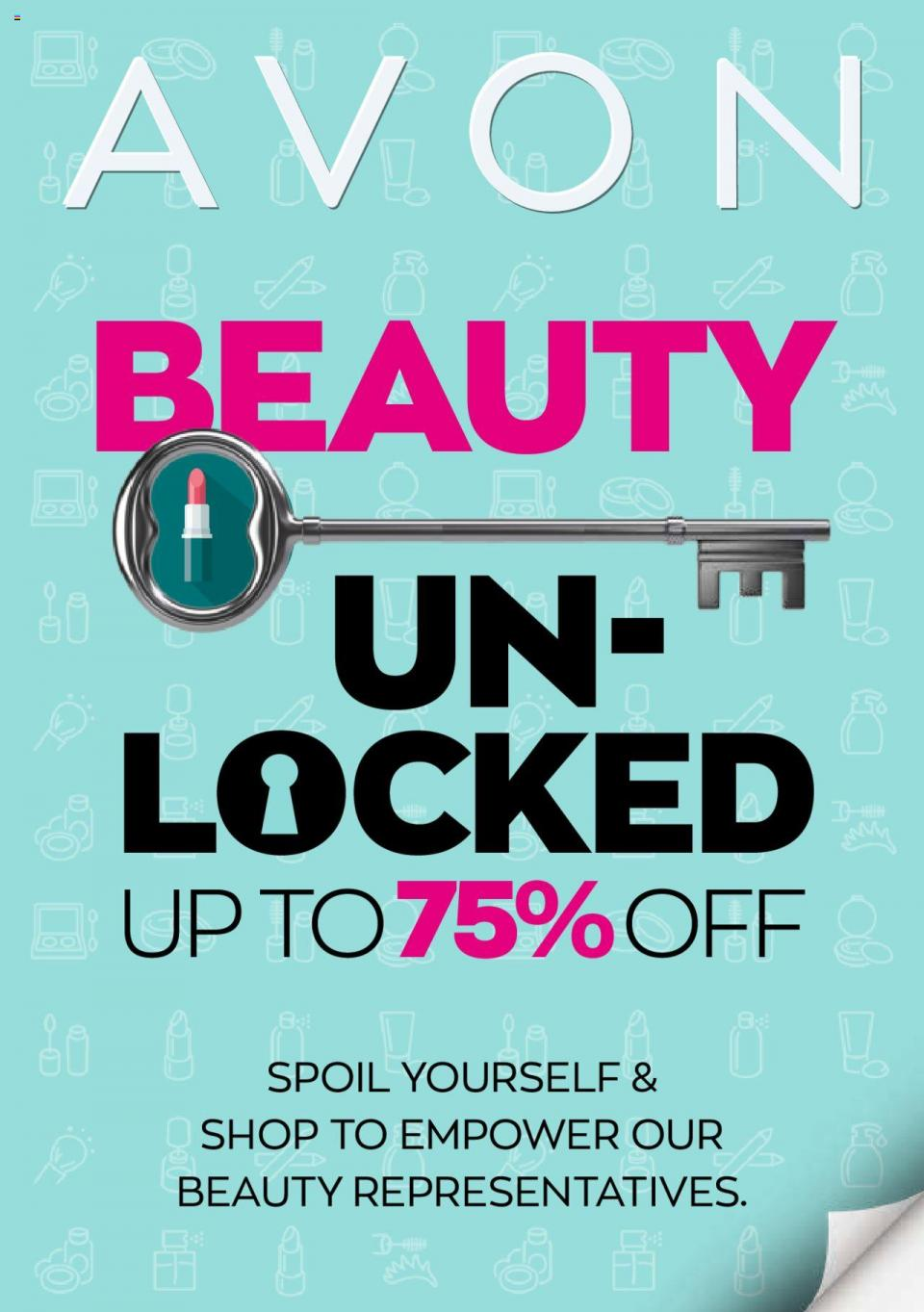 avon brochure beauty unlocked 19 may 2020