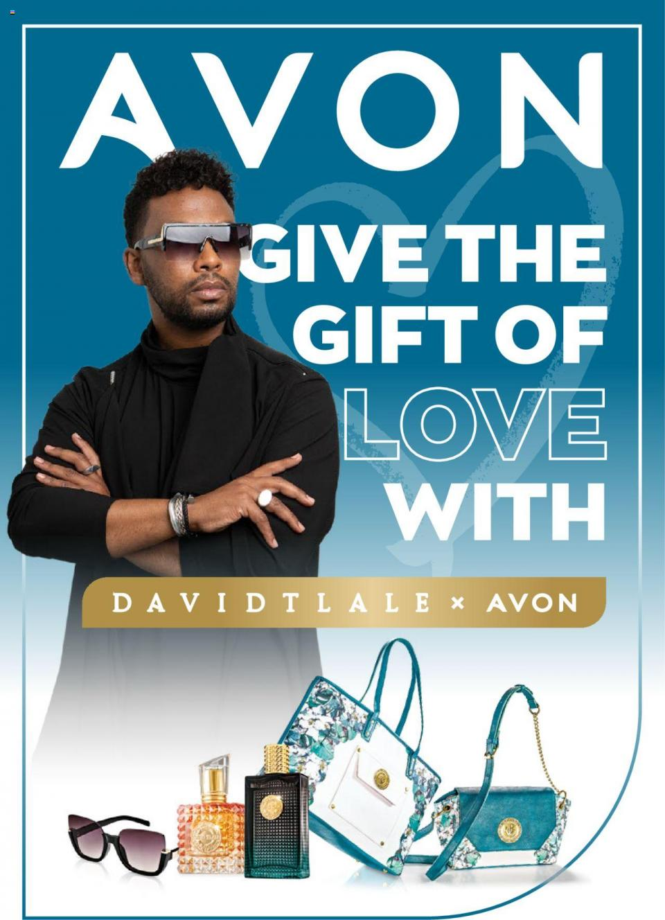 avon brochure david tlale x 9 february 2021
