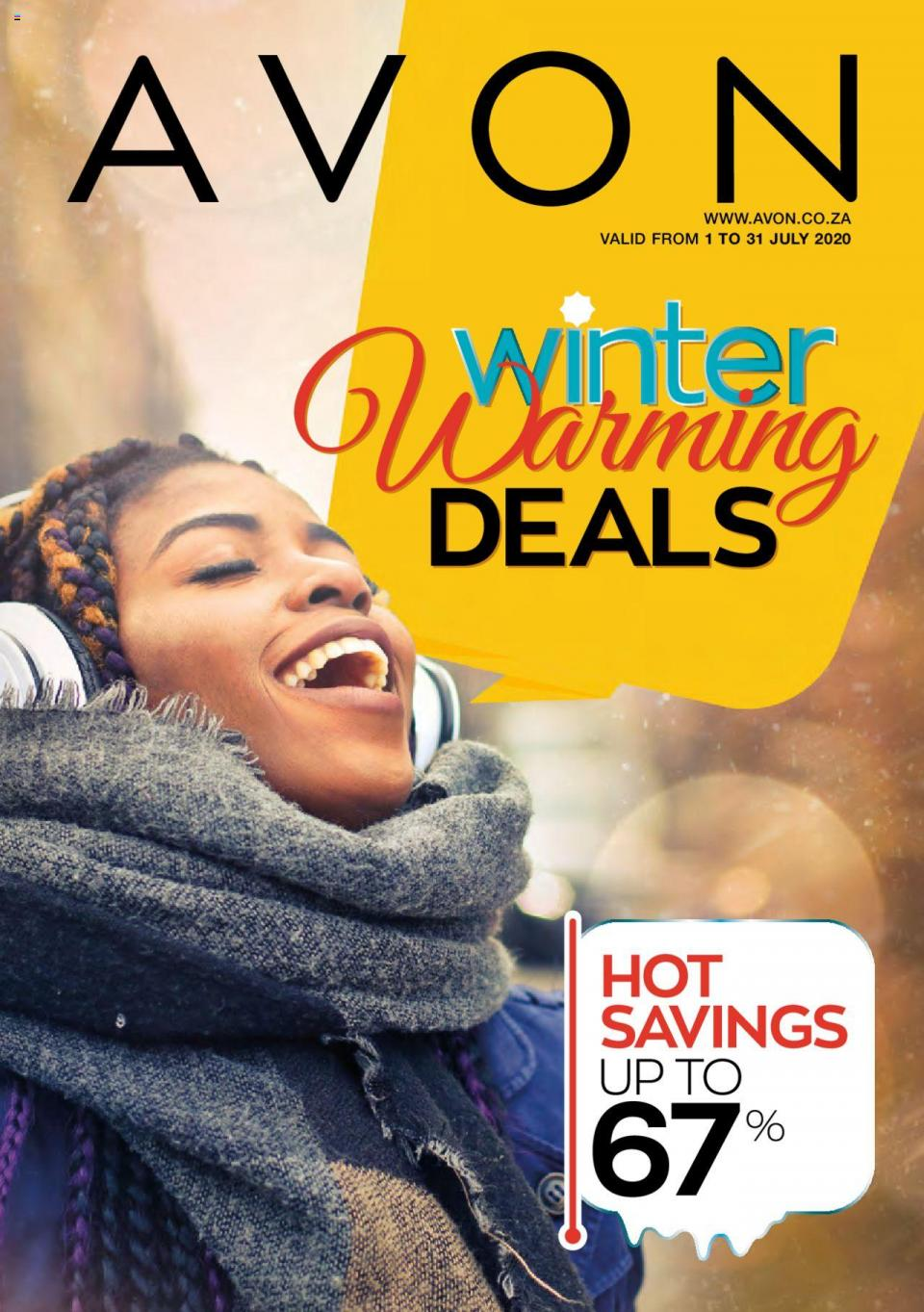 avon brochure winter warming deals 1 july 2020