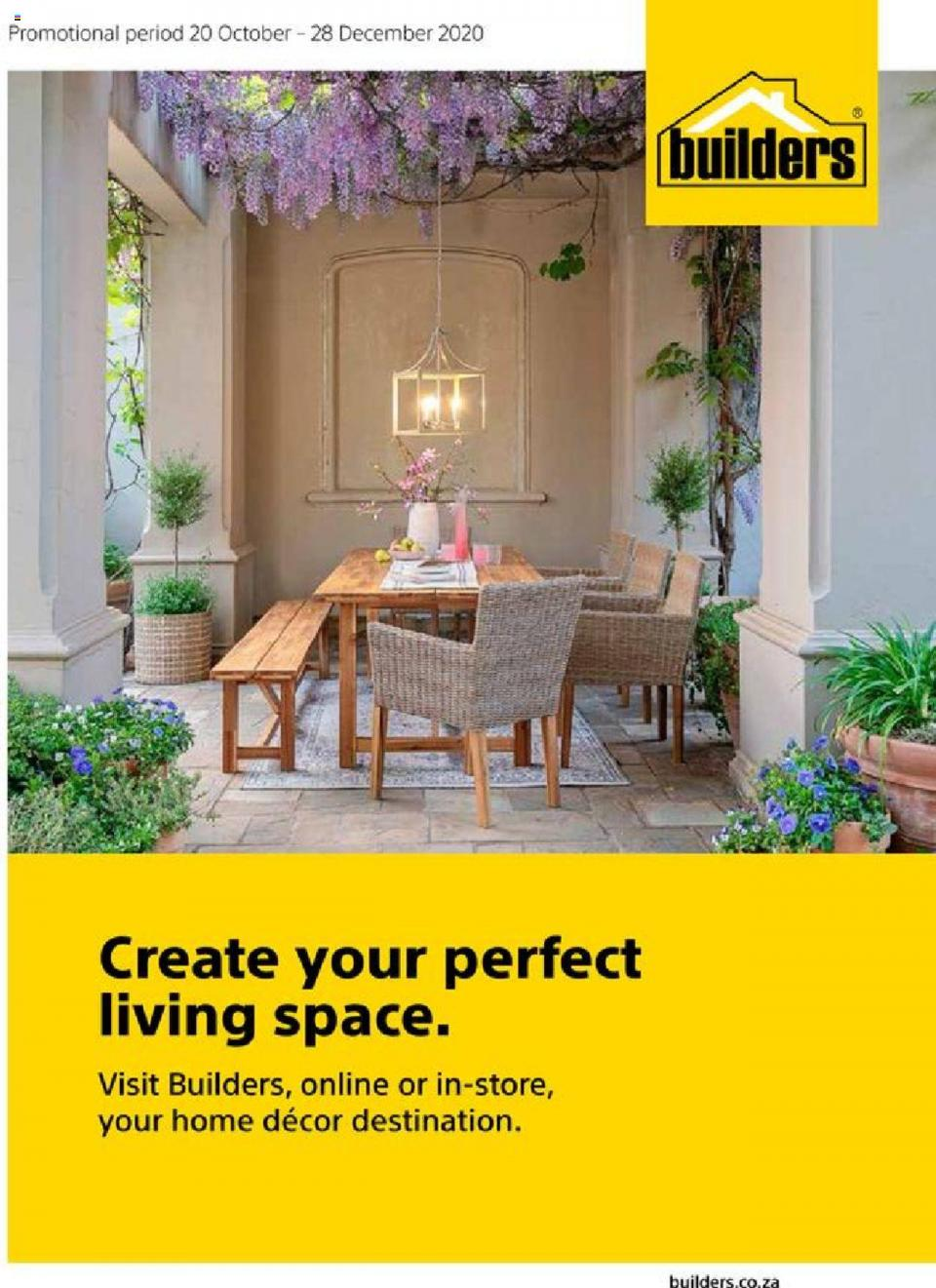builders warehouse specials create your perfect living space 20 october 2020