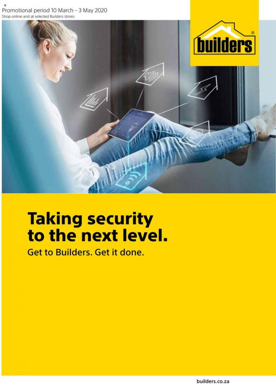 builders warehouse specials taking security to the next level 10 march 2020