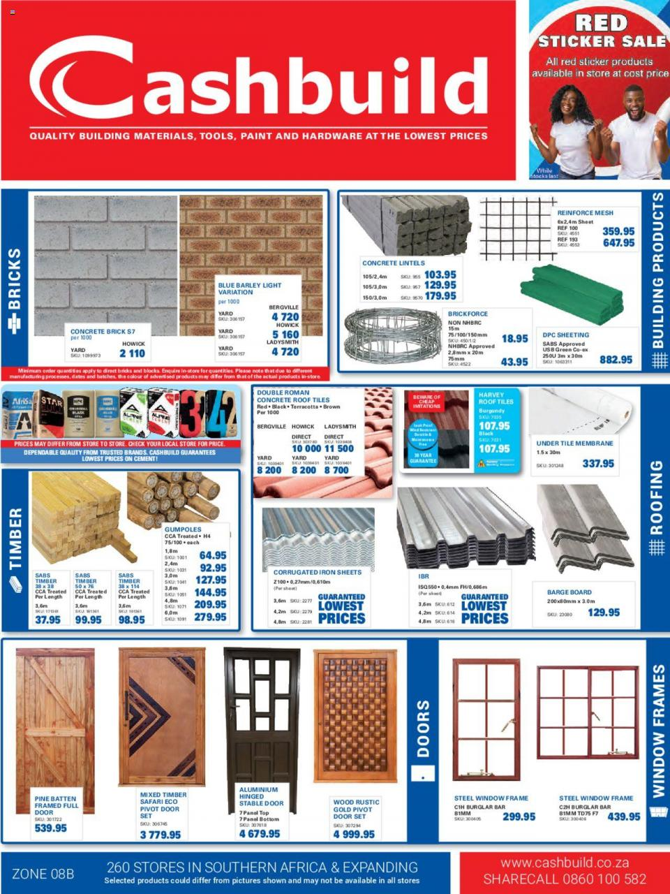 cashbuild catalogue 21 september 2020
