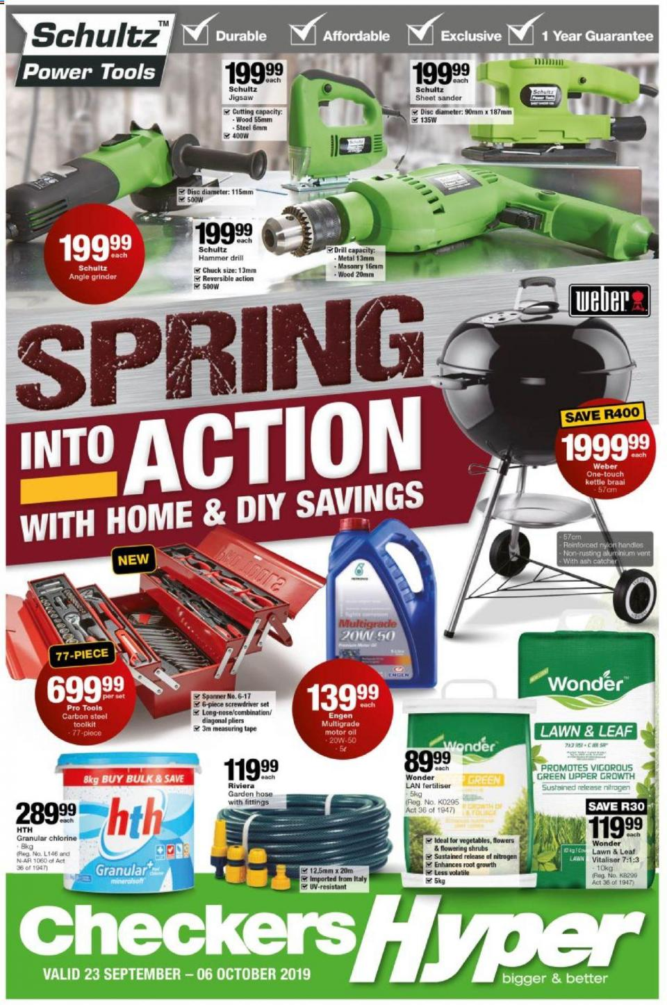 checkers specials hyper spring promotion 23 september 2019