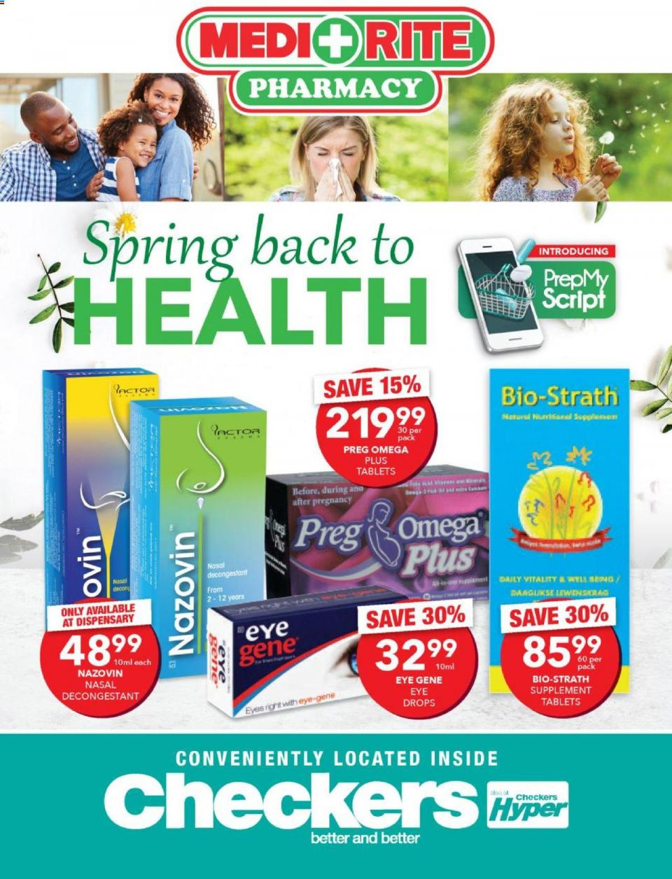 checkers specials medirite 20 september 2019