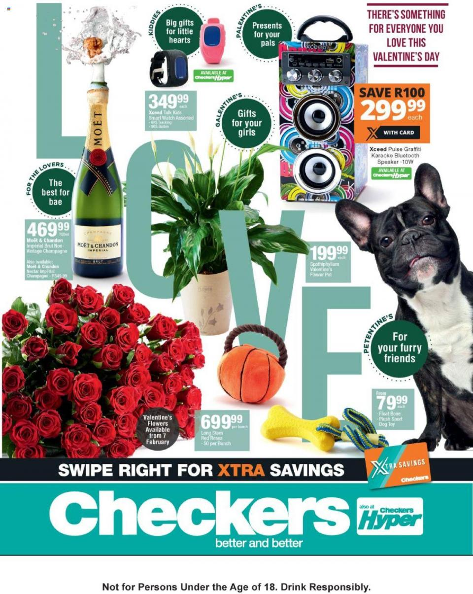 checkers specials valentine s day promotion 3 february 2020