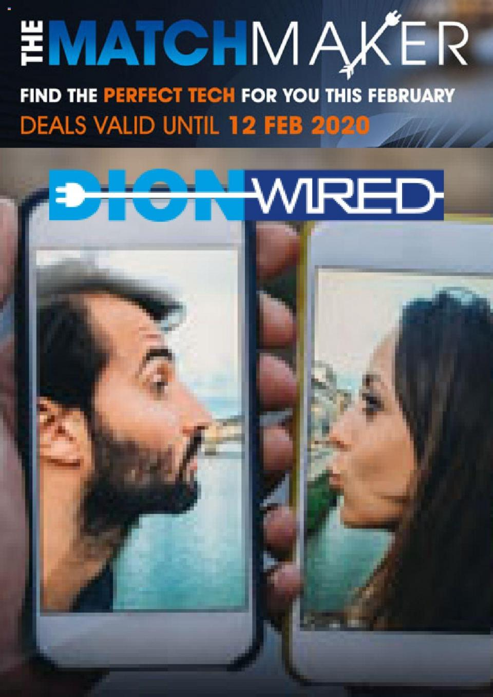 dion wired specials 11 february 2020