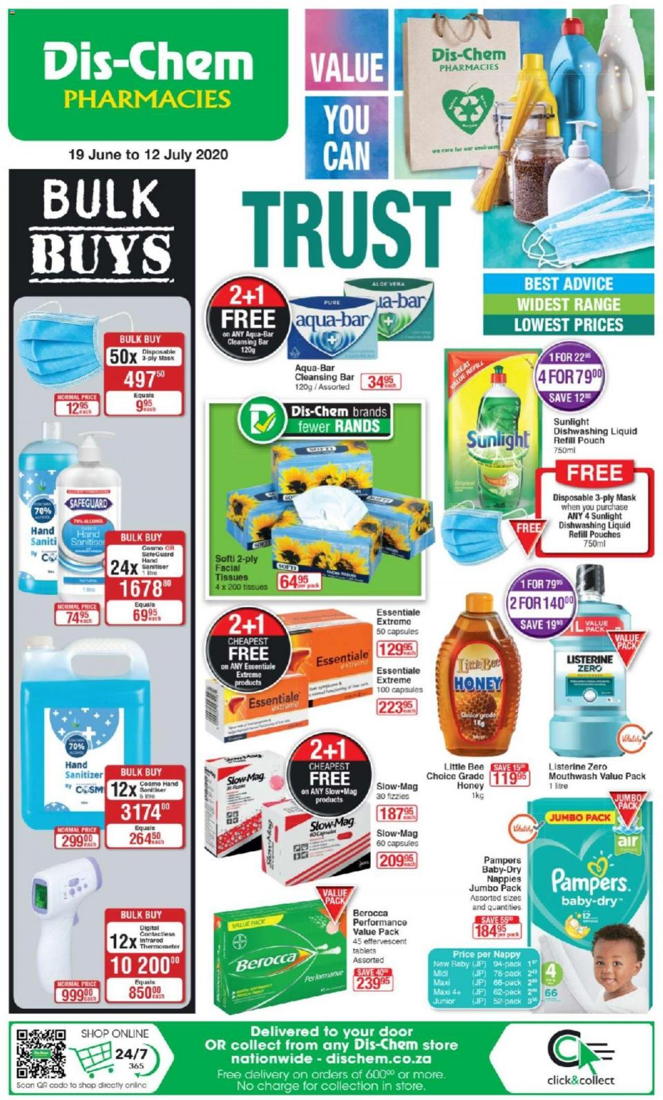 dischem specials value you can trust 19 june 2020