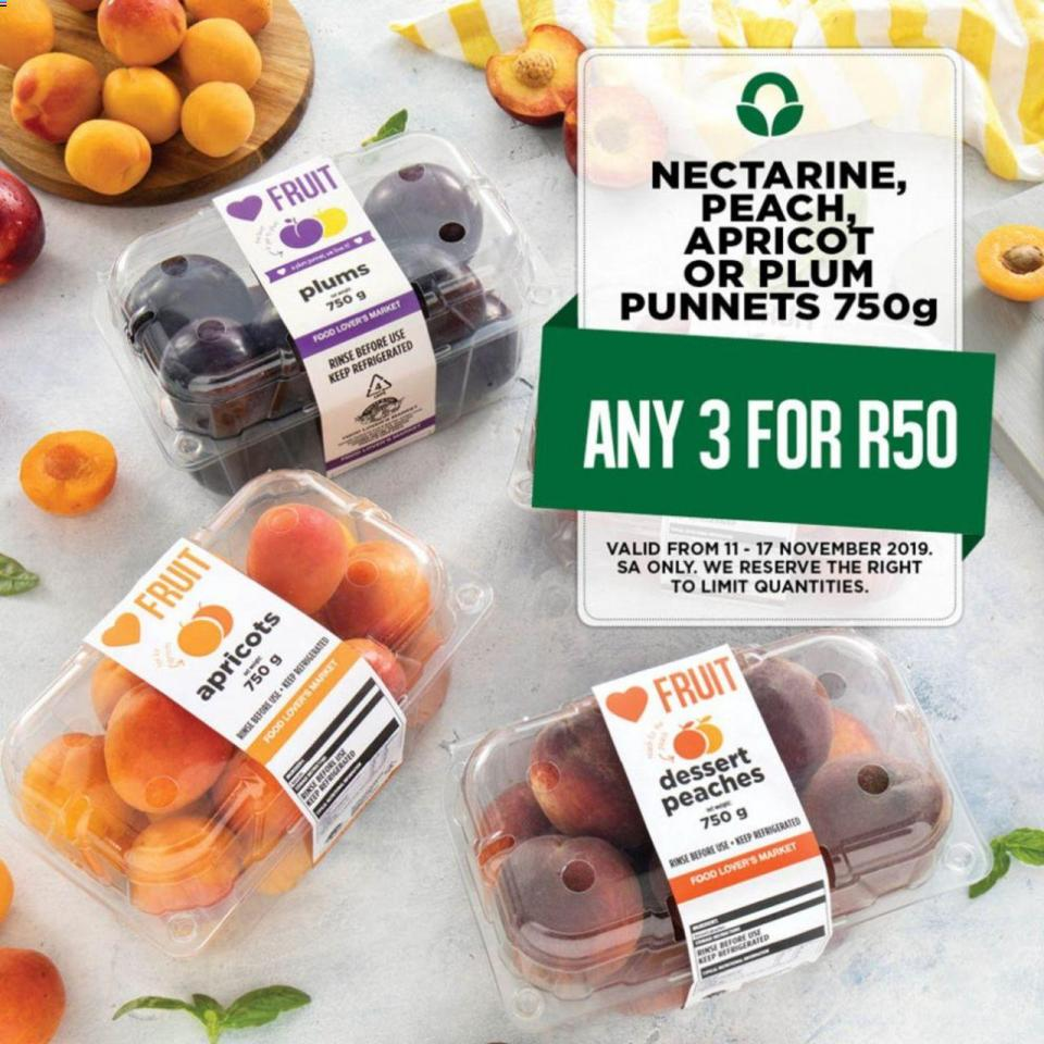 food lovers specials national sale 11 november 2019