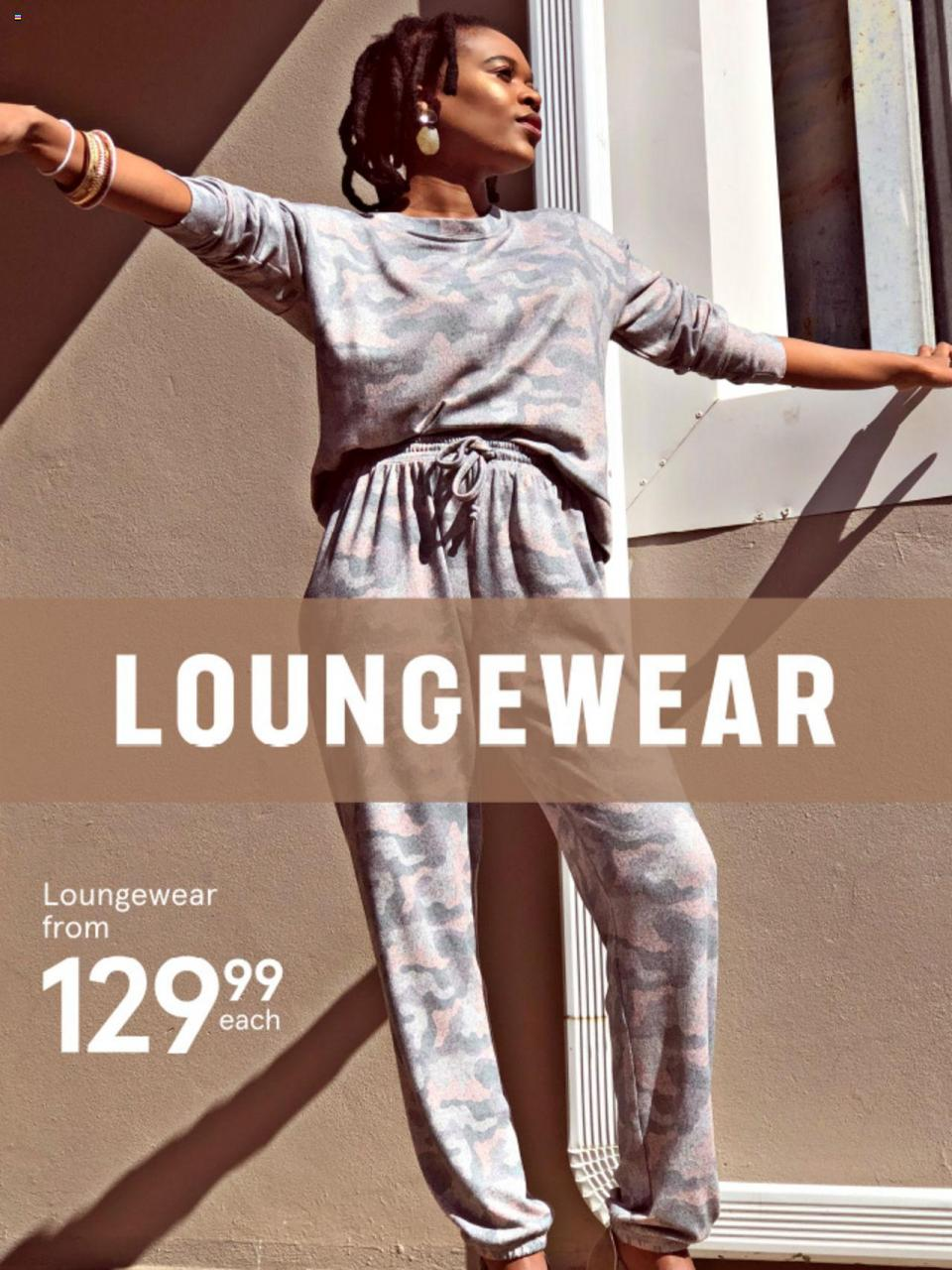 jet stores catalogue loungewear 19 august 2020