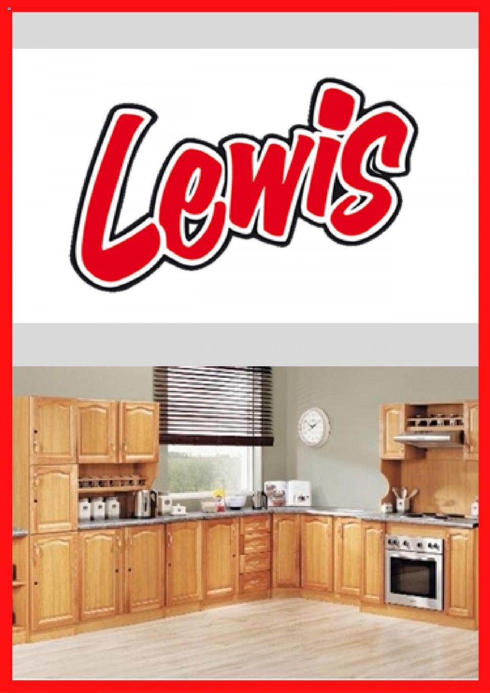 lewis catalogue new specials 13 february 2020