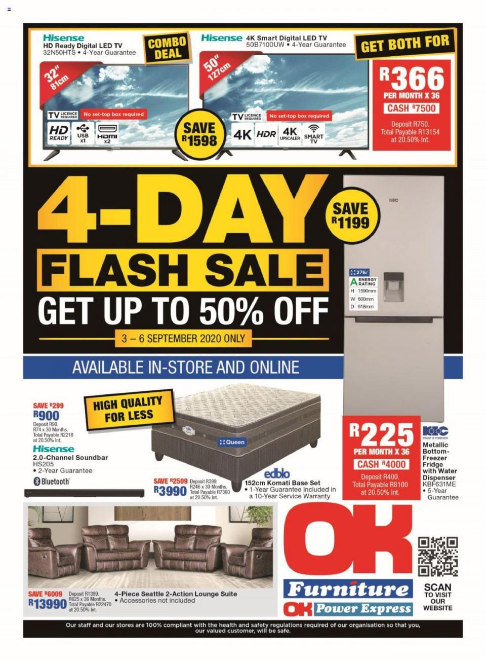 ok furniture specials 3 september 2020