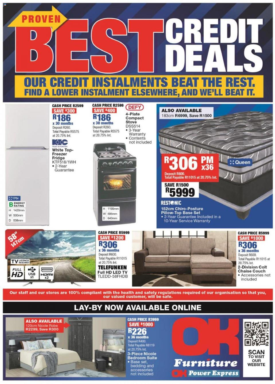 ok furniture specials 6 july 2020