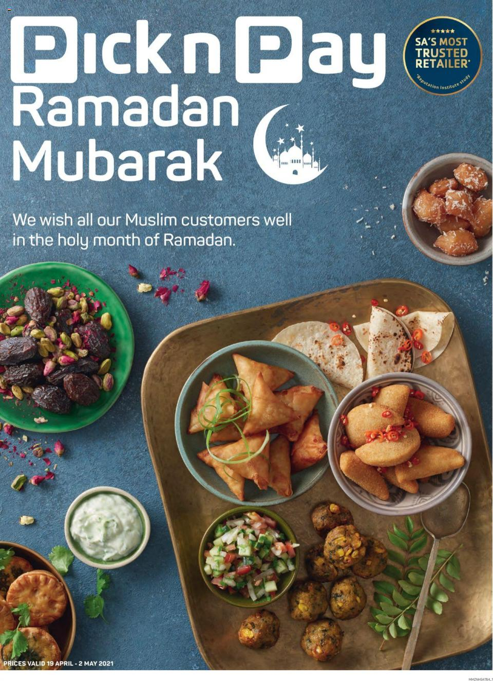 pick n pay ramadan catalogue 19 apr 2 may 2021
