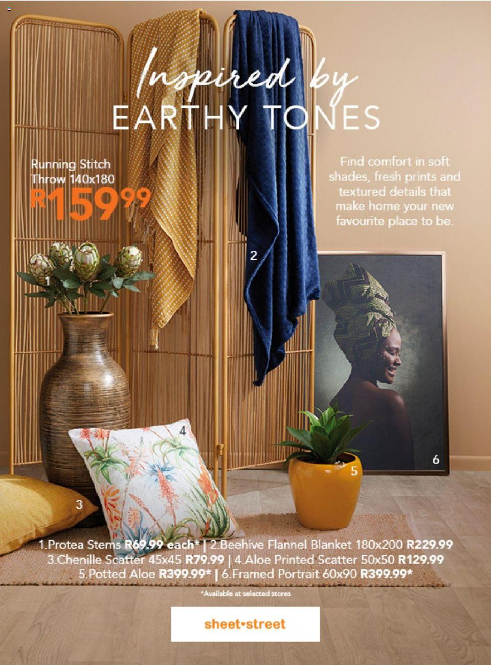 sheet street catalogue 1 october 2020