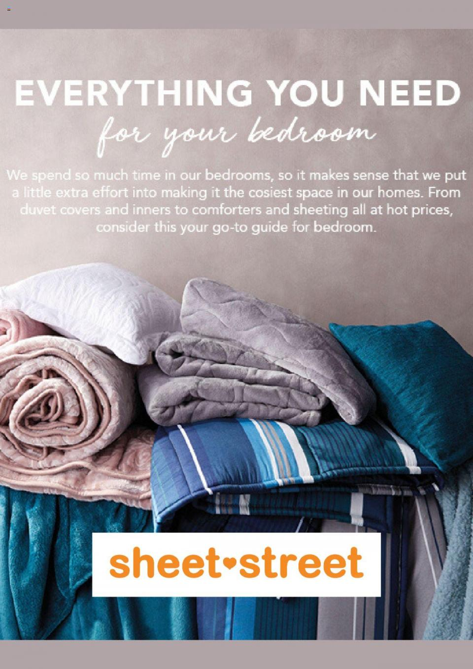 sheet street catalogue 16 june 2020