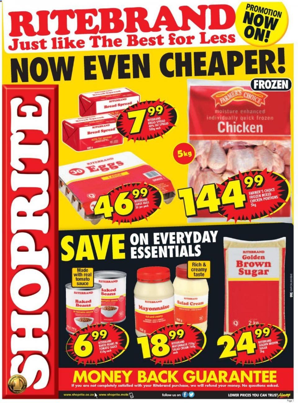 shoprite specials ritebrand promotion 07 october 2019 great north