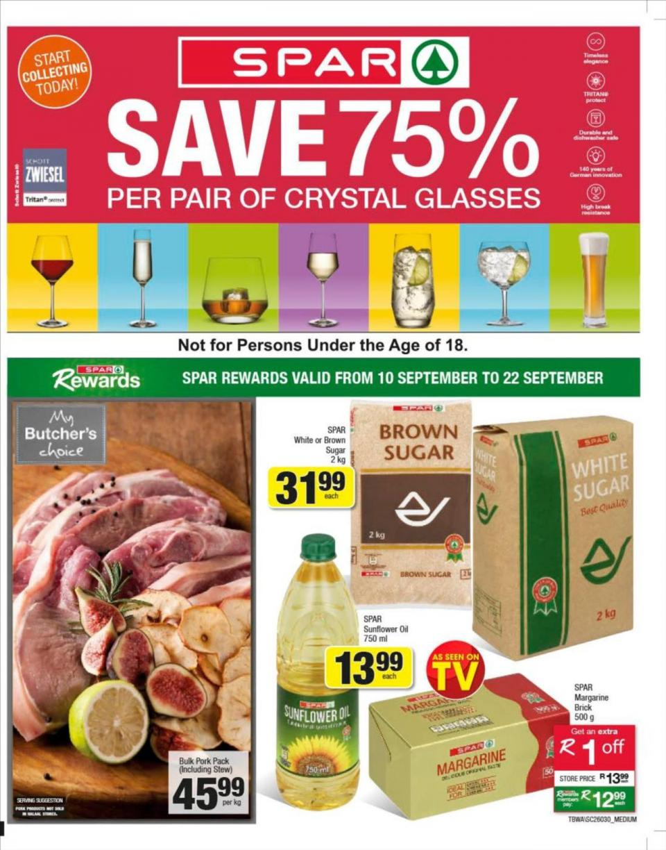 spar specials 10 september 2019 northern cape