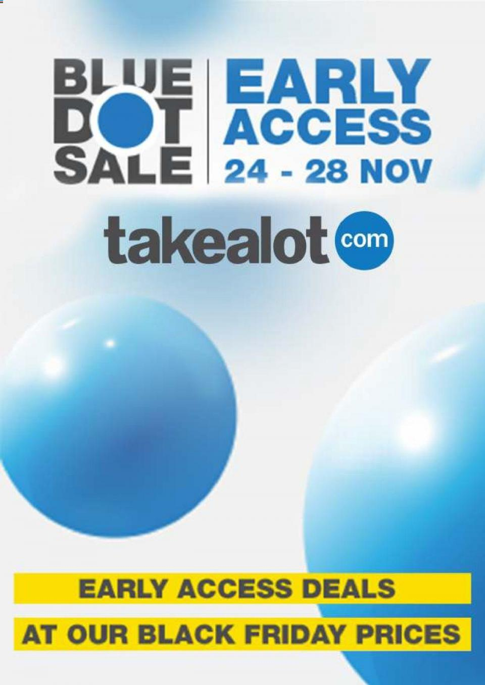 takealot specials black friday 25 november 2019
