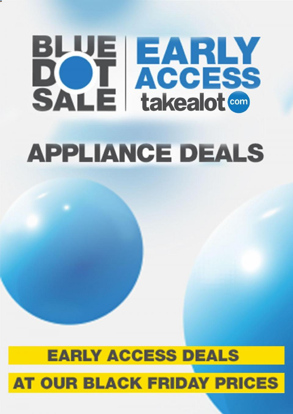 takealot specials black friday appliance deals 27 november 2019