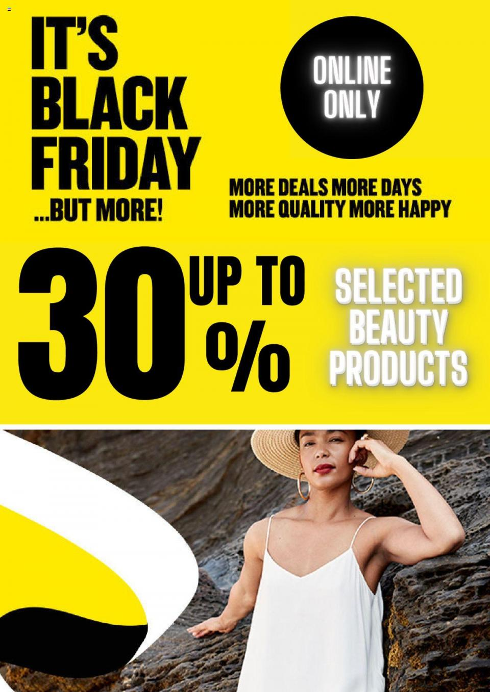 woolworths specials black friday beauty 2 november 2020